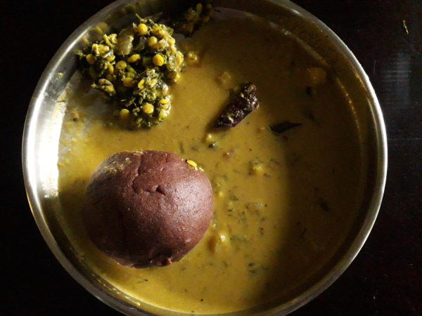 Step by step instruction on making Bassaaru and sabakki soppu pallaya. This Karnataka style sambar / rasam is best served with Ragi mudde